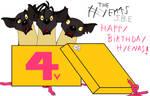 75. the Hyenas SBE 4v
