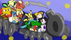 Pokemon Manifest Heart Hype Train! by LarissaLysko