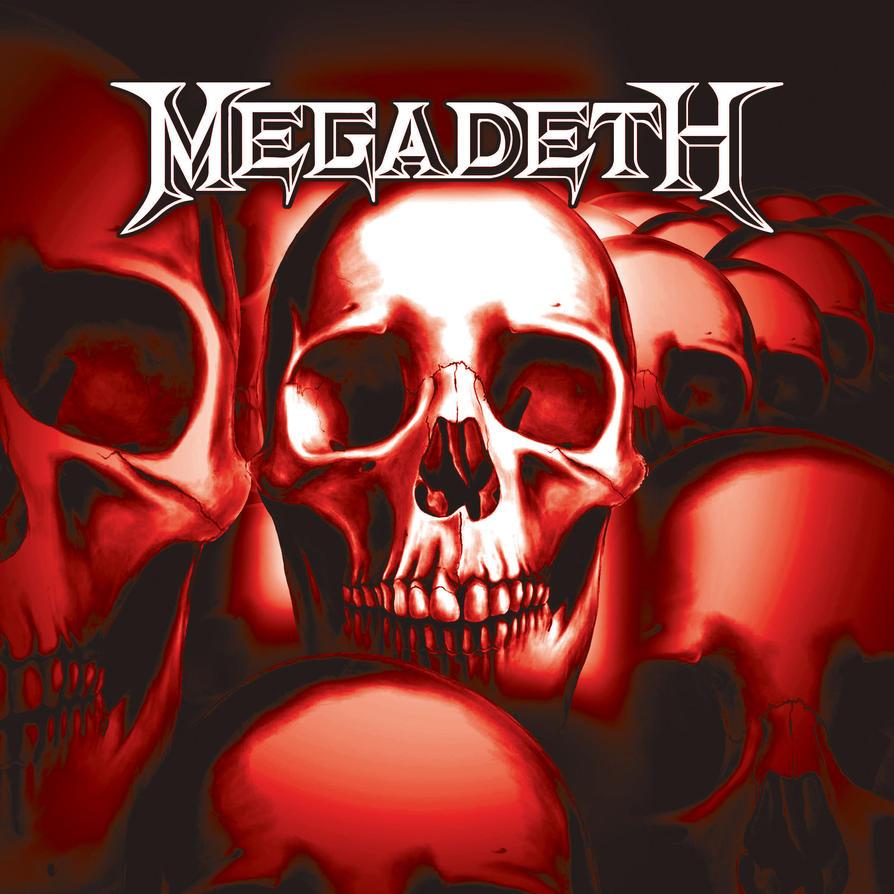 MEGADETH by sumoghosh