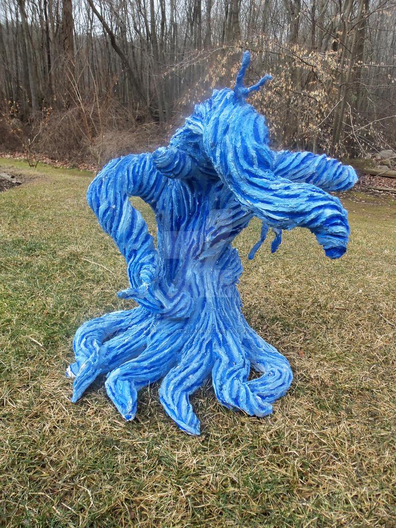 Blue tree by SHamillAckley