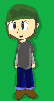 chibi guy by Muffinsfreak