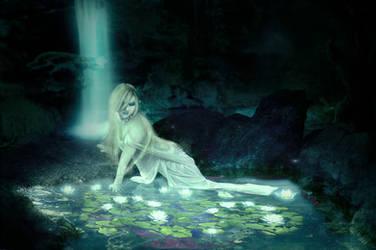 Magical Pond by EkaFantasy