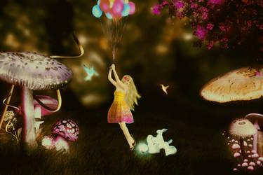 Wonderland by EkaFantasy