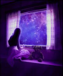 A Sky full of Stars by EkaFantasy