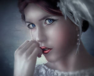 White Swan by EkaFantasy