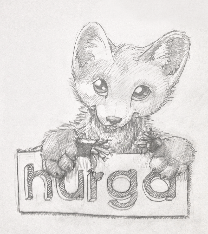 Gift art: Hurga by Runoratsu