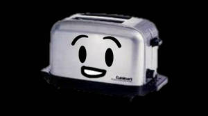Toaster (BFDI) PNG by jeffy08