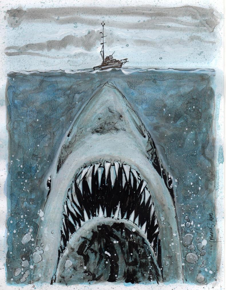 Big Shark by Gary Shipman by G-Ship