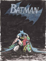 Batman A Death In The Family tribute by G-Ship