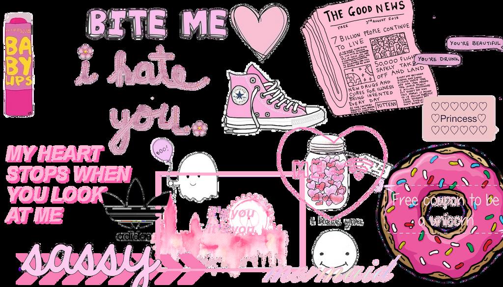 Pink by CreativesBestFriend
