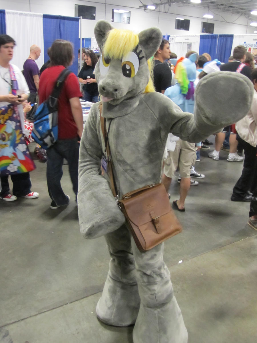 Cosplayers: Derpy Hooves by LanceOmikron