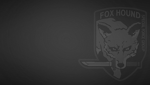 mgs psp wallpaper fox hound by wikagesic on deviantart