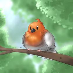 Pudgy Bird