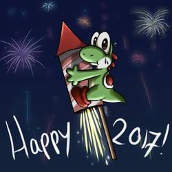 Happy New 2017