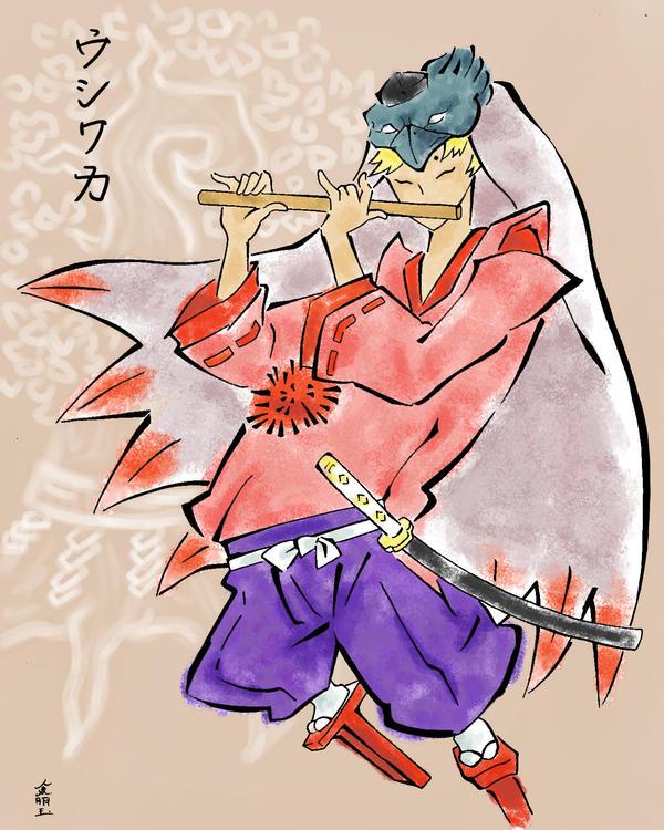Okami  Waka by SojiOkageWaka Okami Wiki