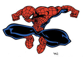 Spiderman by SojiOkage