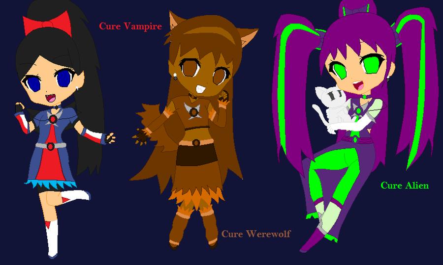 Anime Werewolf And Vampire Anime Werewolf And Vampire