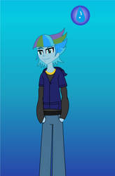 MLP/EG NG: MaudDash child by MiraculousQueen23