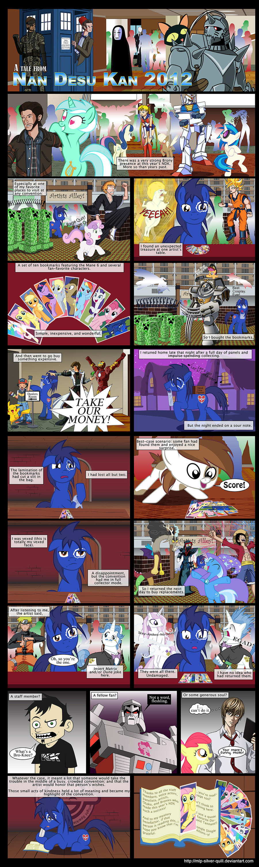 A Tale from NDK by MLP-Silver-Quill