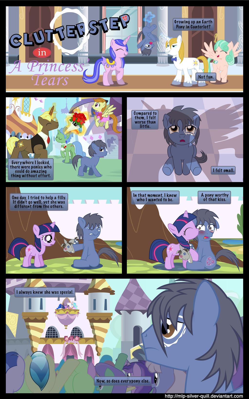 A Princess' Tears - Part 1