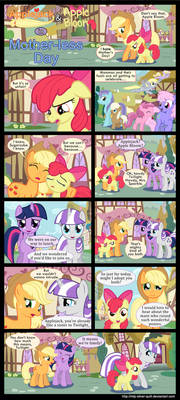 Mother-less Day by MLP-Silver-Quill