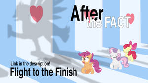 After the Fact: Flight to the Finish