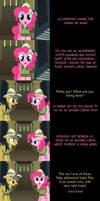 Pinkie Pie Says Goodnight: Daring Doh!