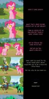 Pinkie Pie Says Goodnight: Negativity