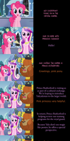 Pinkie Pie Goodnight: Cultural Exchange