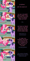 Pinkie Pie Says Goodnight: Deja Vu