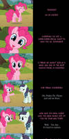 Pinkie Pie Says Goodnight: Who You Are