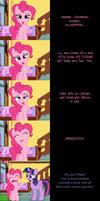 Pinkie Pie Says Goodnight: Sweet Dreams