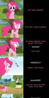 Pinkie Pie Says Goodnight: Twitchy Tail