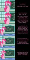 Pinkie Pie Says Goodnight: Confusing