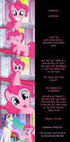 Pinkie Pie Says Goodnight: Summer Solstice