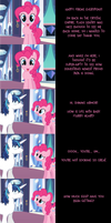 Pinkie Pie Says Goodnight: Sleepless