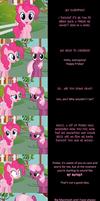 Pinkie Pie Says Goodnight: Single