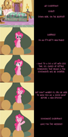 Mini Pinkie Goodnight: Downsizing
