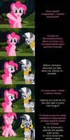 Pinkie Pie Says Goodnight: Lost in Translation