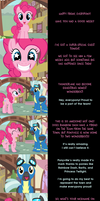 Pinkie Pie Says Goodnight: Wonder Blunder