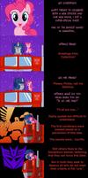 Pinkie Pie Says Goodnight: Prime Time