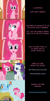 Pinkie Pie Says Goodnight: Thank You