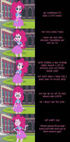 Pinkie Pie Says Goodnight: Out With the Old