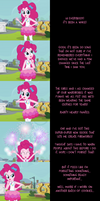 Pinkie Pie Says Goodnight: Forget Me Not