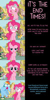 Pinkie Pie Says Goodnight: Taxing