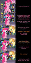 Pinkie Pie Says Goodnight: Head Space