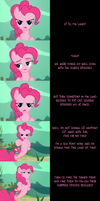 Pinkie Pie Says Goodnight: Finned