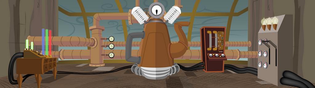 Steampunk Lab