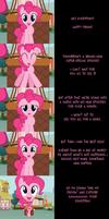 Pinkie Pie Says Goodnight: Hiatus
