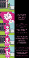 Pinkie Pie Says Goodnight: Out of the Loop